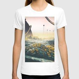 Golden meadow T-shirt