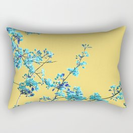 Sweet Blossom Rectangular Pillow