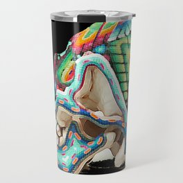 Calaca Colorido Travel Mug