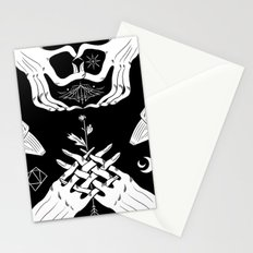 Moth Stationery Cards