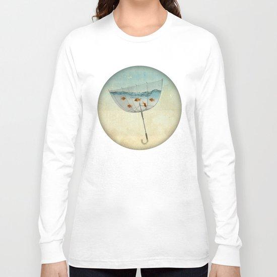 keeping the balance Long Sleeve T-shirt