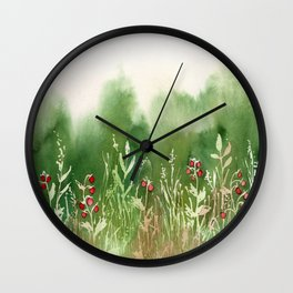 Strawberry Fields for an Indefinite Amount of Time Wall Clock
