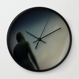 The called machine dances with a contrast over a periodic patent. Wall Clock