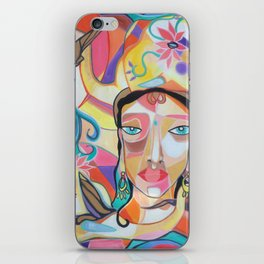 Lakshmi iPhone Skin