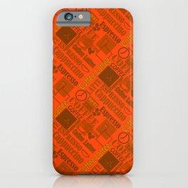 Love coffee iPhone Case