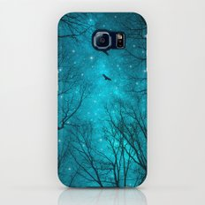 Stars Can't Shine Without Darkness Slim Case Galaxy S6