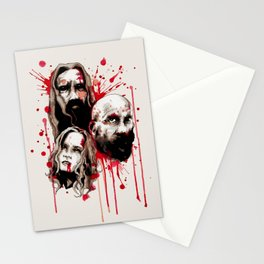 Cleansing of the Wicked Stationery Cards