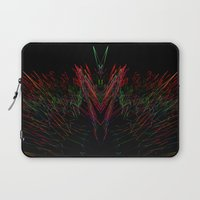 3d Laptop Sleeves featuring 3D by Nasayousef