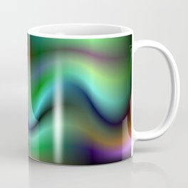 Electric waves Coffee Mug
