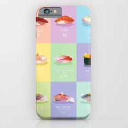 Omakase Sushi iPhone Case