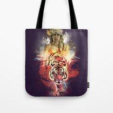 Inner Beast  Tote Bag