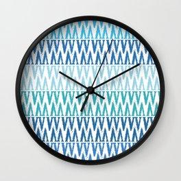 Shark Teeth Wall Clock