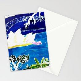 Sydney Opera House    AUSTRALIA                 by Kay Lipton Stationery Cards