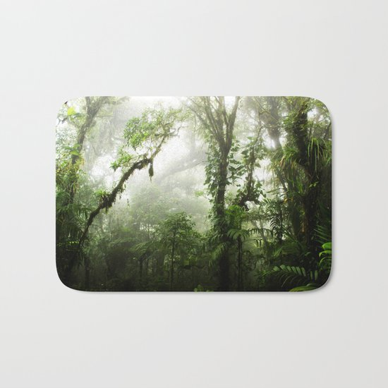 Cloud Forest Bath Mat