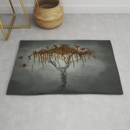 Lonely World Rug