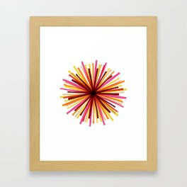 Sunshine Study #2 Framed Art Print