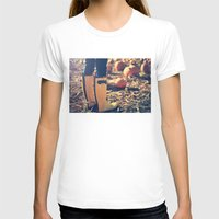 fall T-shirts featuring Fall by Kurt Rahn