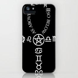Universe iPhone Case