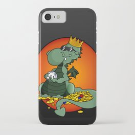 12 Sided Dragon iPhone Case