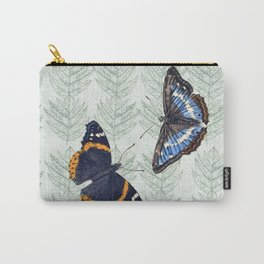 A Butterfly summer Carry-All Pouch