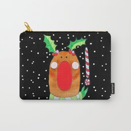 Red Nose Reindeer Carry-All Pouch