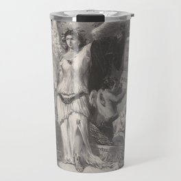 Contemporary Artists,ca. 1847 Travel Mug