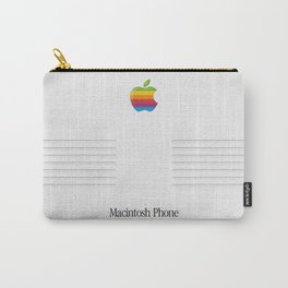Macintosh Carry-All Pouch