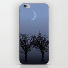 4 Trees iPhone Skin