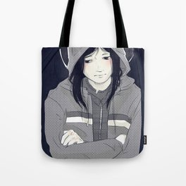 Child of the Night Tote Bag