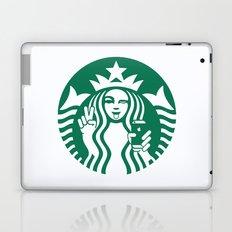 Selfie - 'Starbucks ICONS' Laptop & iPad Skin