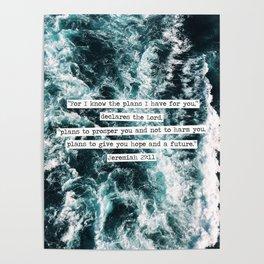 Jeremiah Ocean Poster