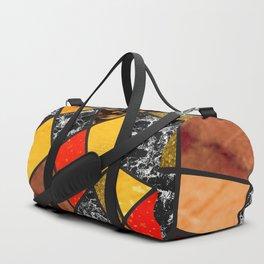 Abstract #487 Duffle Bag