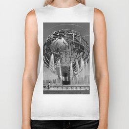 A Dramatic Summer Afternoon in Queens Biker Tank