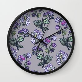Filoli Wall Clock