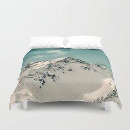 Snow Peak Duvet Cover