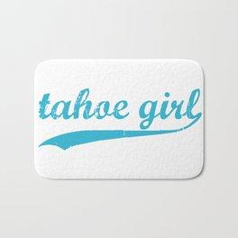 Team Tahoe Blue Bath Mat