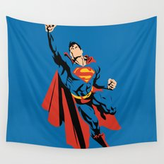 DC - Superman Wall Tapestry