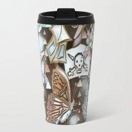 Love Triangle #3 Travel Mug