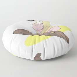 tights Floor Pillow