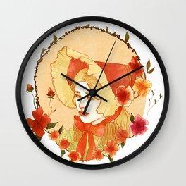 the lark Wall Clock