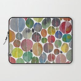 Multi-colored coffee beans Laptop Sleeve