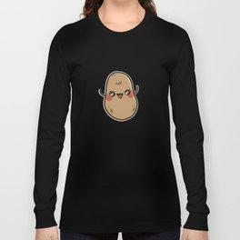 Cute Potatoe Long Sleeve T-shirt