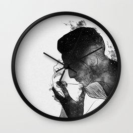The ultimate heaven. Wall Clock