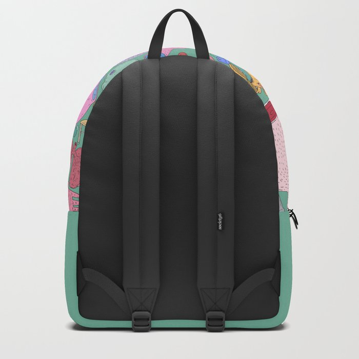 my life Backpack