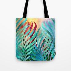 Tropical Palms Tote Bag