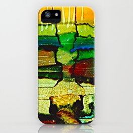 Underwater Impressions iPhone Case