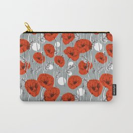 Giant poppies Carry-All Pouch