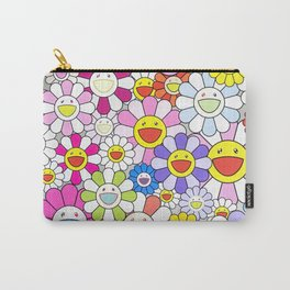 mukarami flowers Carry-All Pouch