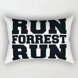 Run Forrest Run Rectangular Pillow