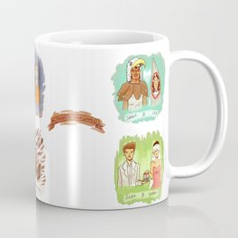 My favorite romantic movie couples Coffee Mug